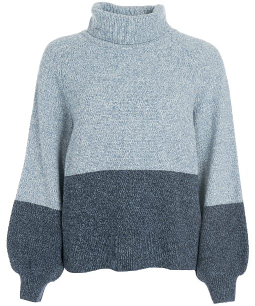 Women's Barbour Cheswick Knit - Navy
