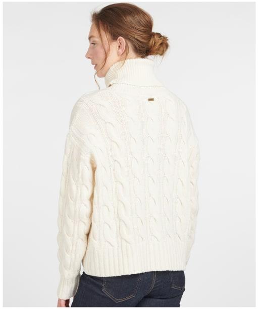 Women's Barbour Lovell Knit - Cream