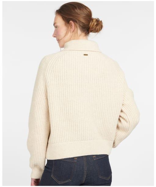 Women's Barbour Stanton Knit - Oatmeal