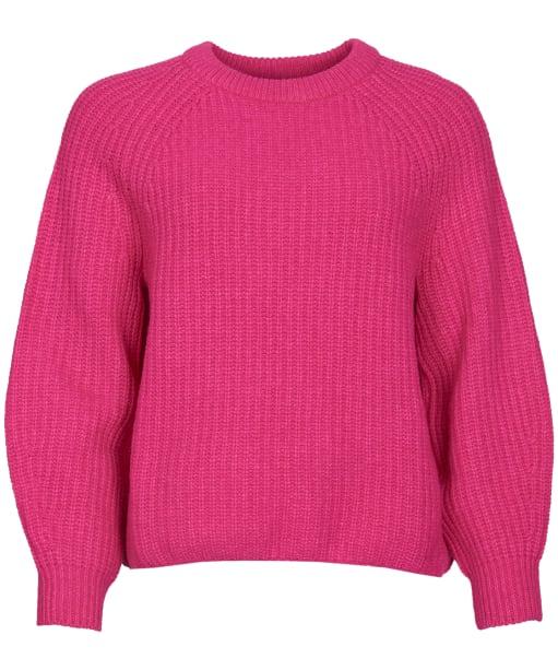 Women's Barbour Hartley Knit - Fuchsia