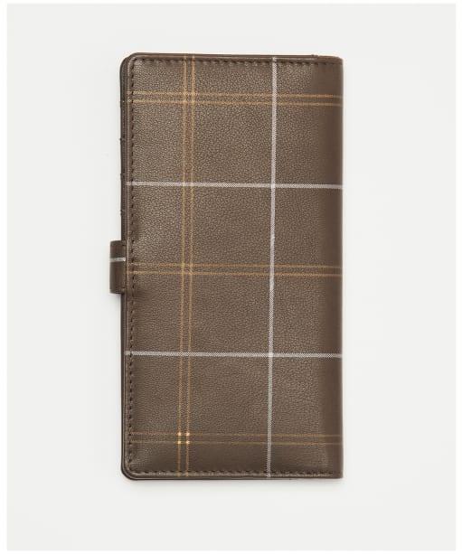 Phone Wallet                                  - Brown