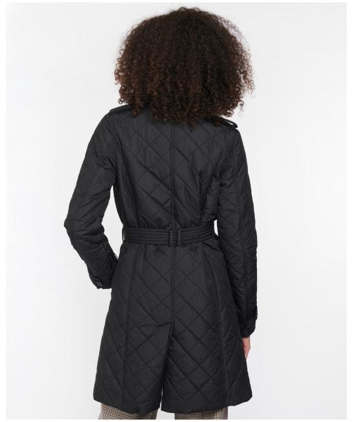 Caledonian Quilt                              - Black