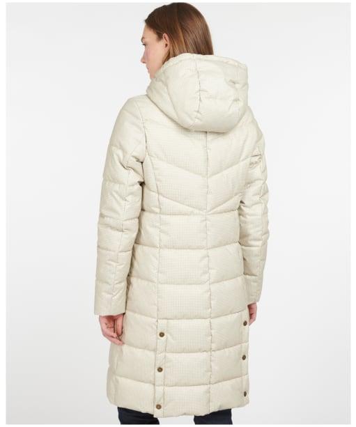 Women's Barbour Cranleigh Quilted Jacket - Mist