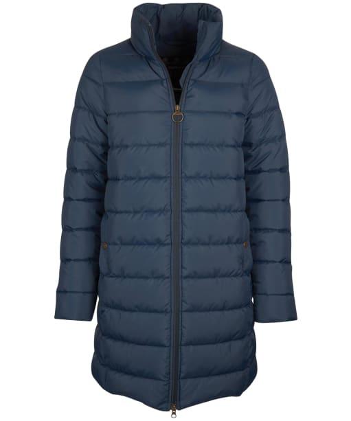 Women's Barbour Filwood Quilted Jacket - Navy