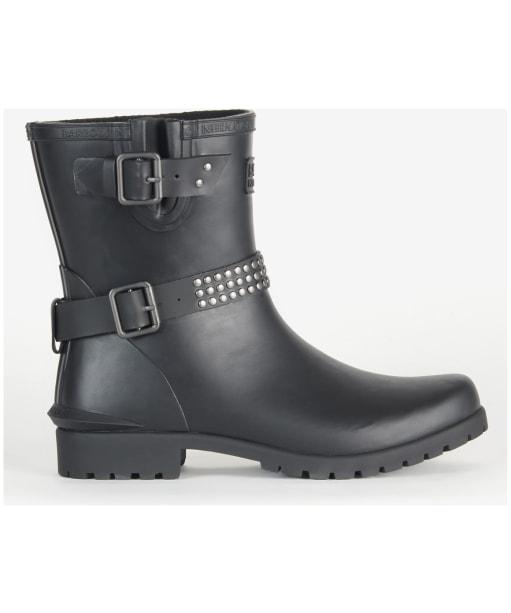 Women's Barbour International Leona Boots - Black