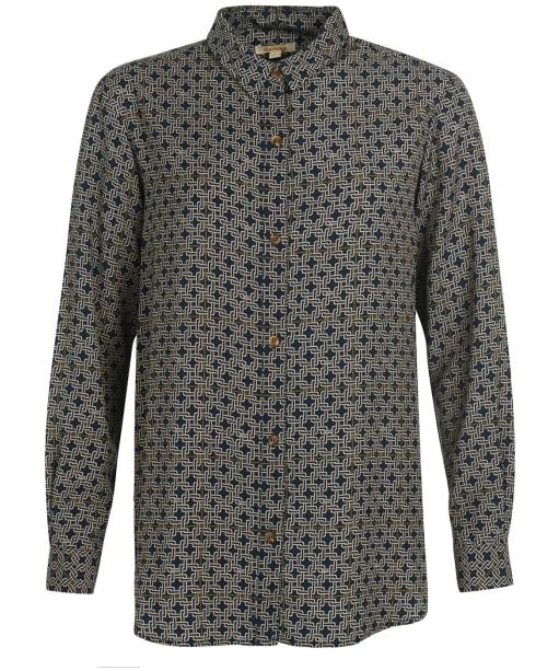 Women's Barbour Portobello Shirt - Multi Print
