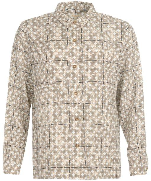 Women's Barbour Lochside Shirt - Whisper