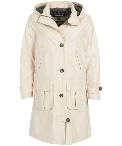 Women's Barbour Hindscarth Waterproof Jacket - Mist