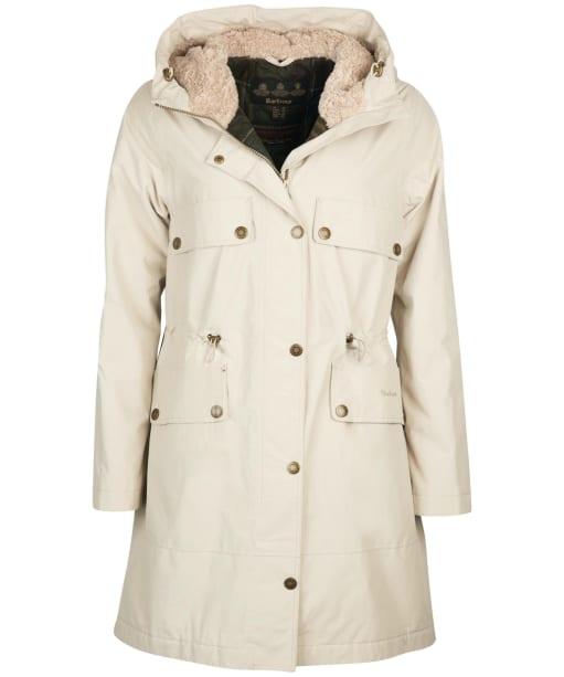 Women's Barbour Swinley Waterproof Jacket - Mist