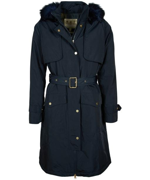 Women's Barbour Alva Jacket - Dark Navy