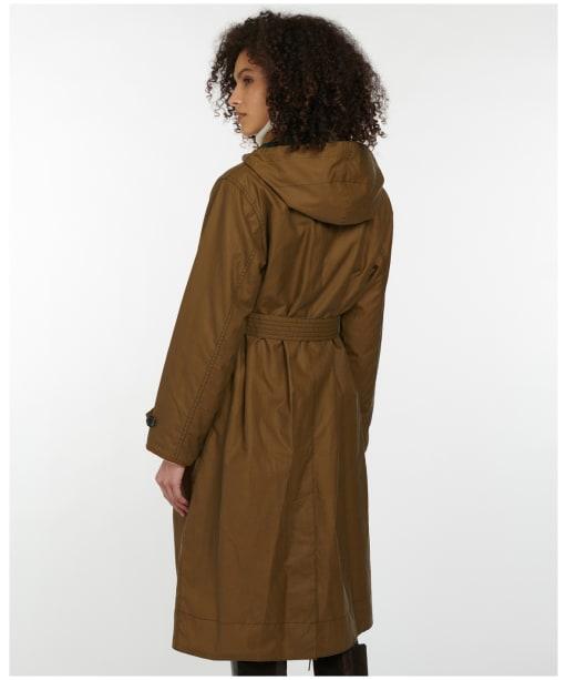 Women's Barbour Alice Wax Jacket - Sand