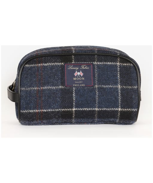 Barbour Moons Wool Washbag - Midnight