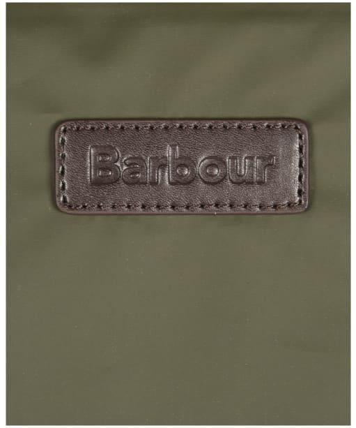Washbag/Towel                                 - Olive / Classic Tartan