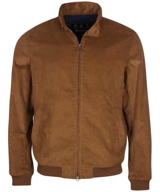 Men's Barbour Cord Royston Jacket - Beige