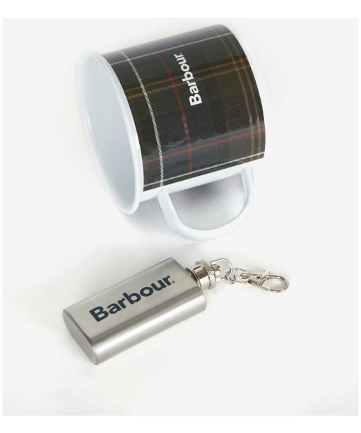 Mug And Mini Flask                            - Classic Tartan