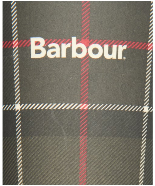 Men's Barbour Swinton Beanie & Travel Mug Gift Set - Classic Tartan