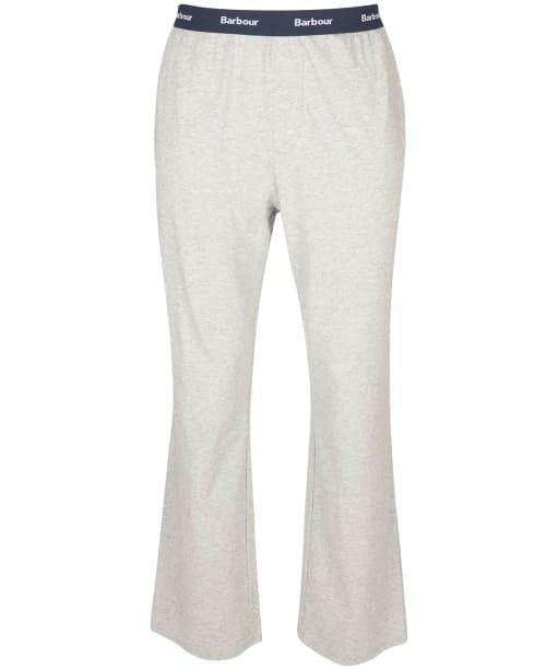 Men's Barbour Abbott Trousers - Light Grey Marl
