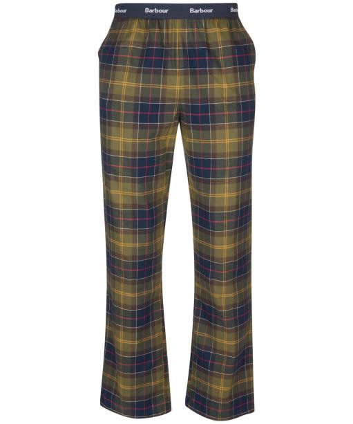 Men's Barbour Glenn Tartan Trousers - Classic Tartan