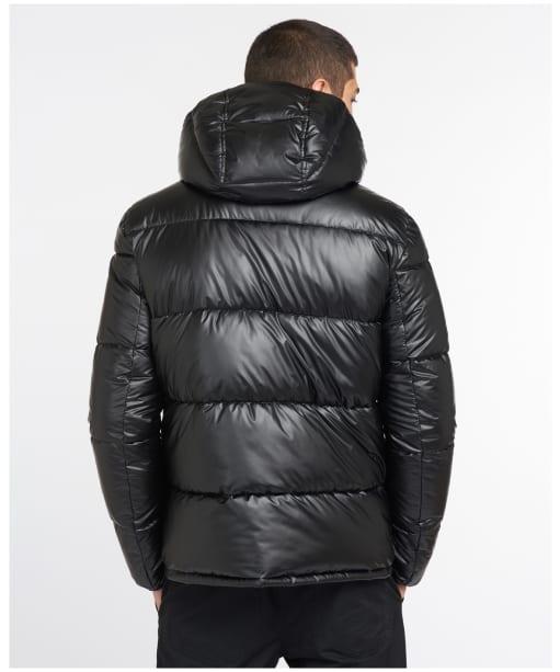 Hooke Quilt                                   - Black