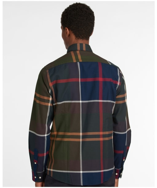 Men's Barbour Dunoon Tailored Shirt - Barbour Classic