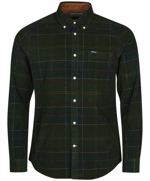 Men's Barbour Blair Tailored Shirt - Classic Tartan