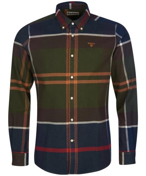 Men's Barbour Iceloch Tailored Shirt - Classic Tartan