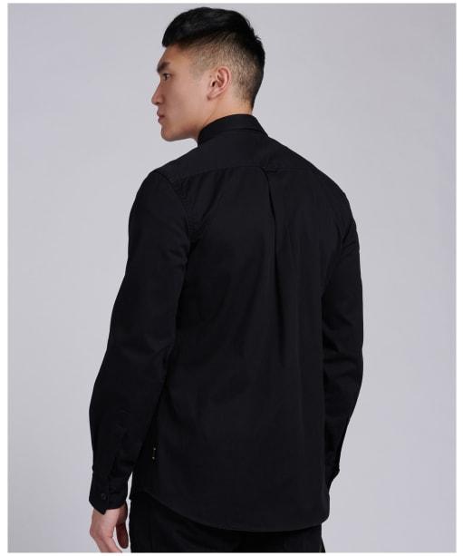 Men's Barbour International Scope Shirt - Black