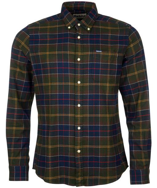 Men's Barbour Kyeloch Tailored Shirt - Classic Tartan