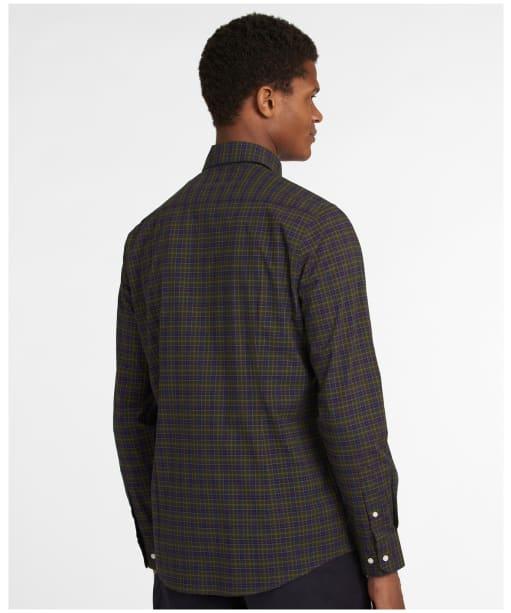Men's Barbour Lomond Tailored Shirt - Classic Tartan