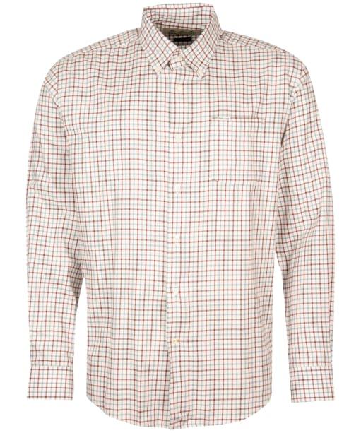 Men's Barbour Preston Regular Fit Shirt - Ecru