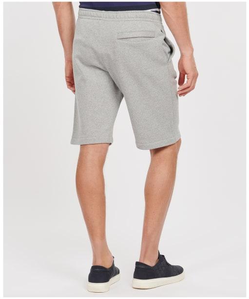 Men's Barbour Essential Jersey Shorts - Grey Marl