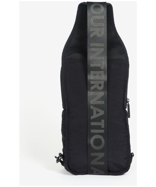 Barbour International Endo Sling Bag - Black