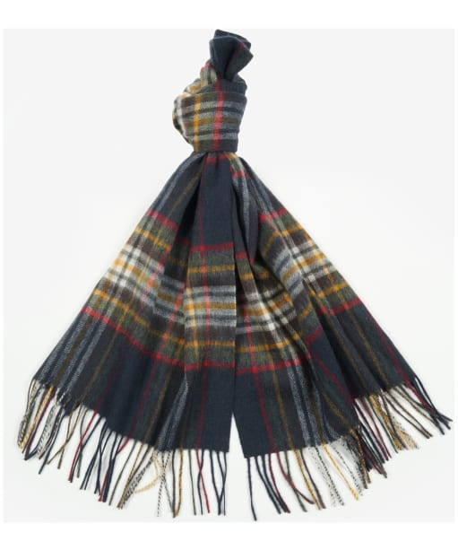 Torridon Check Scarf                          - Barbour Classic