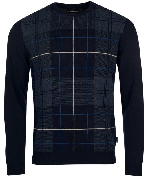 Men's Barbour Coldwater Crew Sweater - Midnight