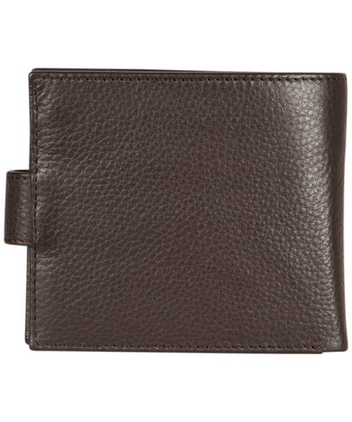 Amble Zip Wallet                              - Dark Brown