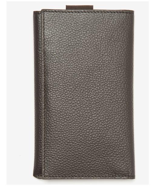 Amble Phone Wallet                            - Dark Brown