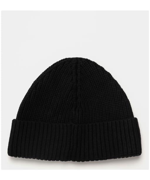 Barbour International Sweeper Knit Beanie - Black