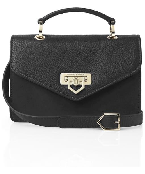 Women's Fairfax & Favor Loxley Mini Crossbody Bag - Black