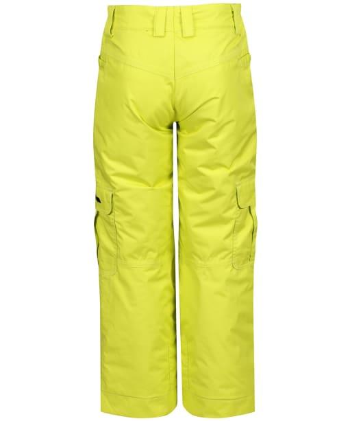 Boy's 686 Mannual Ridge Snowboard Pants - Yellow