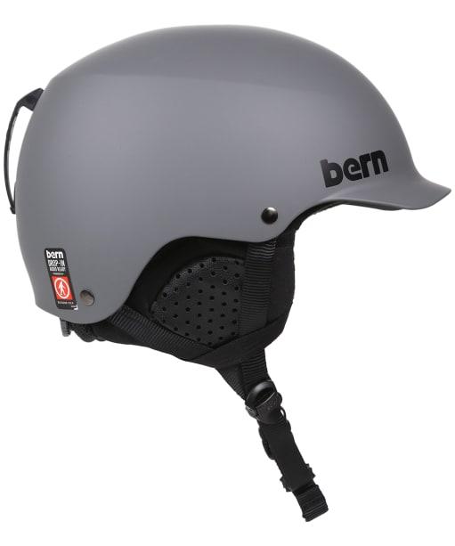 Bern Baker Eps Helmt - Matte Grey
