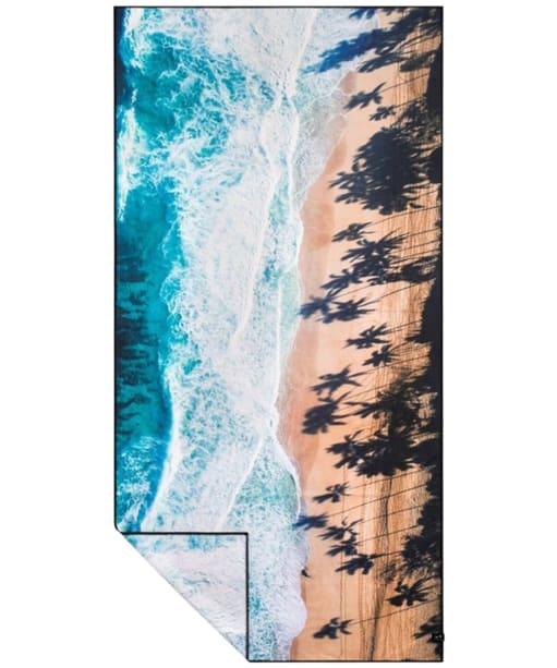 Slowtide Cast Quick-Dry Travel Towel - Blue