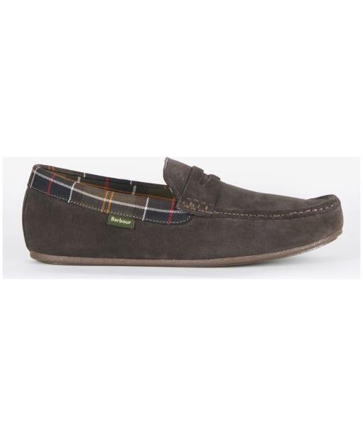 Men's Barbour Porterfield Slippers - Brown