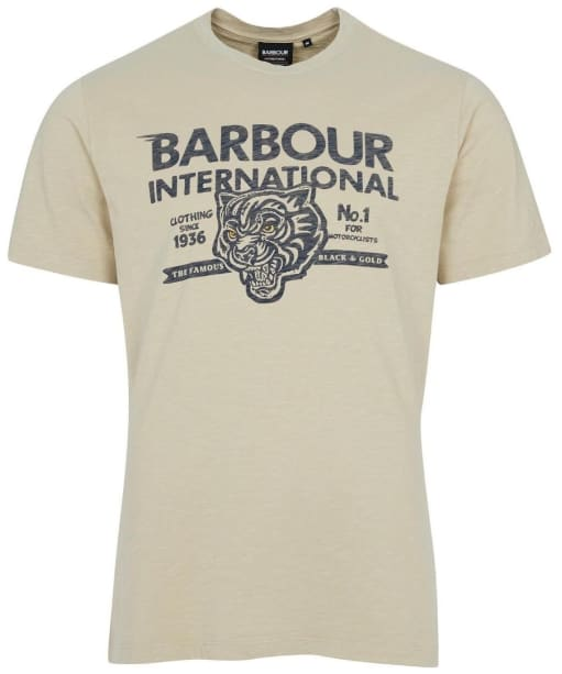 Men's Barbour International Understeer Tee - Washed Stone