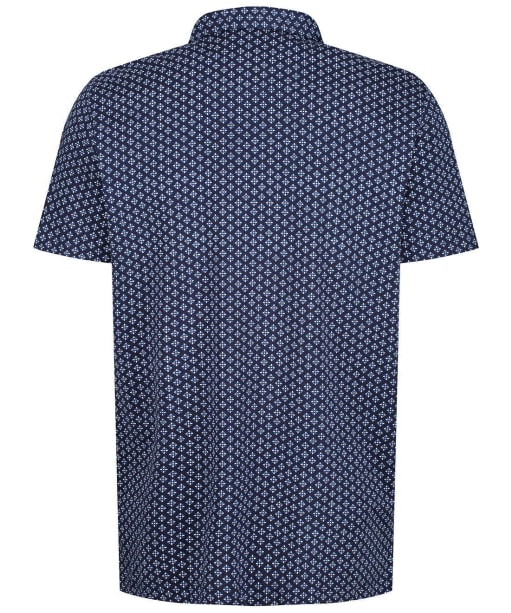 Men's Joules Drift Polo Shirt - Navy Geo