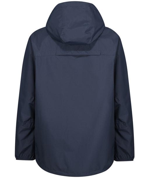 Men's Joules Arlow Waterproof Packable Jacket - Marine Navy