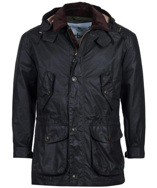 Men's Barbour Endurance Wax Jacket - Sage