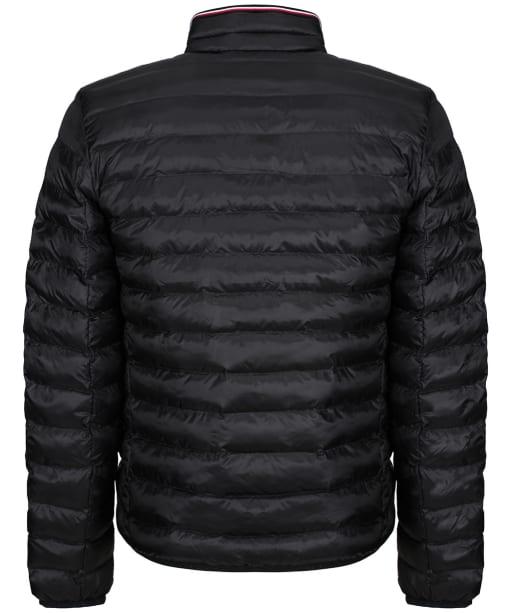 Men's Tommy Hilfiger Packable Circular Jacket - Black