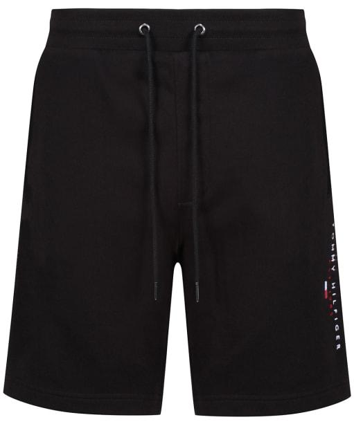 Men's Tommy Hilfiger Essential Sweat Shorts - Black