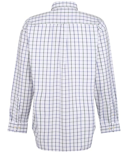 Men's Schoffel Brancaster Shirt - Racing Green/