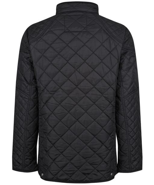 Men's Joules Derwent Quilted Coat - True Black